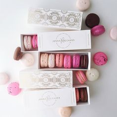 """just a heads up: macaron gift boxes are almost all gone due to the high volume of reserved pre orders! all other bakery treats still available …"""