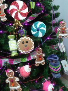 Arbolitos de navidad infantiles navidad frozen y ideas - Ver arboles de navidad decorados ...