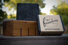 Squeaky Clean: Handmade Soap by Freedom Soap Company Acne Soap, Activated Charcoal Soap, Orangutans, Vegan Soap, Soap Company, Brand Inspiration, Palm Oil, Cold Process Soap, Stalls