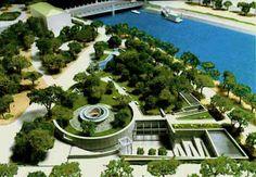 Mi Moleskine Arquitectónico: EL PARQUE DE LA PAZ: HIROSHIMA
