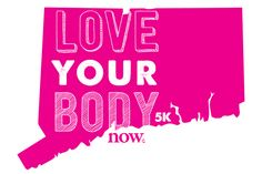 Love Your Body 5K Saturday, September 27 at 10:00am!