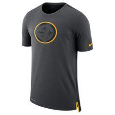 Nike Men s Cincinnati Bengals Sideline 2017 Travel Anthracite T-Shirt 0133a0343