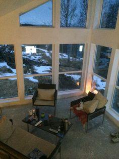 Da var stuen ferdig malt Windows, Window, Ramen