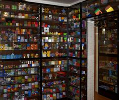 rubiks cube puzzle collection