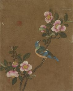 The Freer Gallery of Art and the Arthur M. Sackler Gallery are the Smithsonian's museums of Asian art. Plant Painting, China Painting, Painting & Drawing, Chinese Prints, Japanese Prints, Perla Steven Universe, Chinese Drawings, Chinese Flowers, China Art