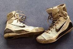 "Nike Kobe 9 Elite ""Desert"" (First Look) - EU Kicks: Sneaker Magazine Kobe Sneakers, Nike Kobe Shoes, Kobe 9, Swag Shoes, Men's Shoes, Sneak Attack, Baskets, Nike Kicks, Sneaker Magazine"