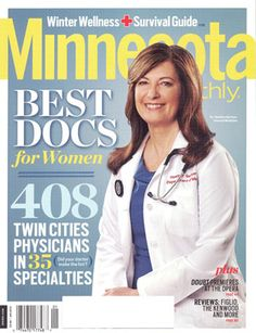 Dr. Crutchfield selected as a 'Top Dermatologsit for Women' by Minnesota Monthly magazine 2013