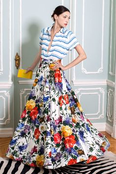 Alice and Olivia spring 2015