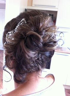 Bridesmaid Hair Anna Lou My Pin Ups