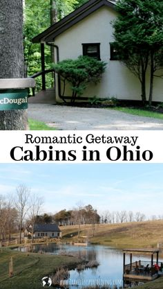 If you're looking for the perfect location for romantic getaways in the Midwest, consider booking one of these romantic getaway cabins in Ohio. Romantic Cabin Getaway, Romantic Weekend Getaways, Getaway Cabins, Romantic Vacations, Romantic Travel, Ohio Weekend Getaways, Weekend Trips, Vacation Places, Italy Vacation