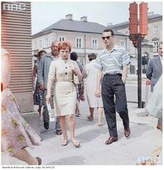 Warsaw 1959 Polish People, Poland History, Polish Food, Ppr, Warsaw, Eastern Europe, Illusions, Period, City Photo