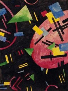 Avant-garde russe (1910-1930) à la Galerie Victor Sfez avec Kliun, Kogan, Exter, Lebediev, Lissitsky, Rozanova, Sofronowa, Souétine, Tchachnik, Gontcharova et Larionov - laplupartdutemps.com