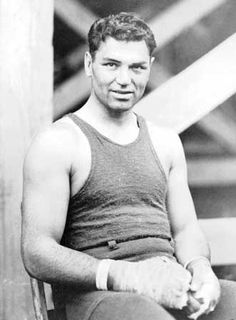 Boxing legend Jack Dempsey