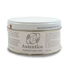 Autentico Furniture Chalk Wax provides a protective finish to your Vintage Chalk painted and Venice Lime painted surfaces. Furniture waxes are ideal for surfaces that need extra durability, such...