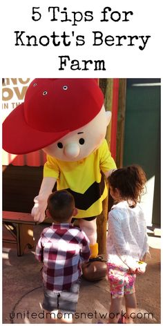 Follow If you are planning to head to Knott's Berry Farm, you are going to want to consider these 5 best tips for Knott's Berry Farm. With 2 little kids and only one day to be at Knott's Berry Farm… Continue Reading →