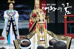 The Great King's Dream (대왕의 꿈) @ Koreanhistoricaldramas.com