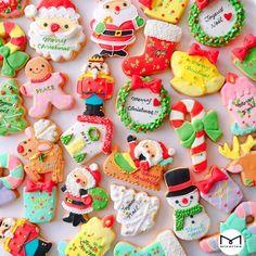伊勢丹新宿店本館2Fイセタンガールにアイシングクッキーを納品してまいりました。(11/18)  クリスマスシーズンにぴったりのモチーフや通...