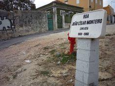 strada Joao Cesar Monteiro, din Lisabona