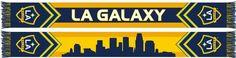 LA GALAXY SCARF - Skyline