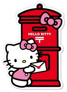 Sanrio: Hello Kitty. http://tinkevidia.tumblr.com/