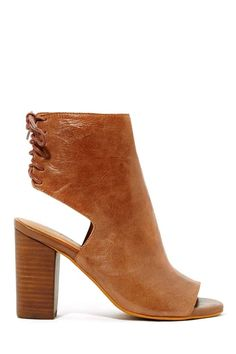 Jeffrey Campbell Quincy Heel | Shop Back In Stock at Nasty Gal