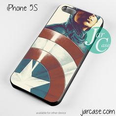 captain america avengers 2 Phone case for iPhone 4/4s/5/5c/5s/6/6 plus