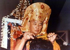 A reminder to myself ~ 16th Karmapa http://justdharma.com/s/erpcz    With your supreme intelligence, you realized the intention  Of the unsurpassable vehicle, the tradition of Padmakara.  Guru of unequalled kindness, I remember you from my heart.  I supplicate you—bless me with your compassion.  I, Pema Trinley Palzang, a performer of three activities,  From now on, will take control of my own discipline in thought and deed.  I make a firm commitment, as follows,  To avoid thoughtlessness…