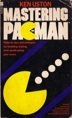 nostalgia for pac man and ancient video games