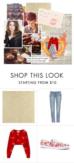"""""""Through Thick and Thin // Cortnie Berker"""" by sakuuya ❤ liked on Polyvore featuring Laura Ashley, Paul Brodie, Ellos, Forever 21, bathroom and country"""