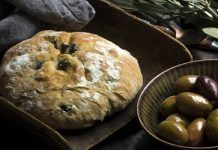 Easy olive and rosemary bread Rosemary Bread, Cookie Recipes, Muffin, Cookies, Breakfast, Cake, Sweet, Food, Savoury Pies