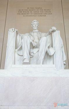 Abraham Lincoln Memorial - Washington DC