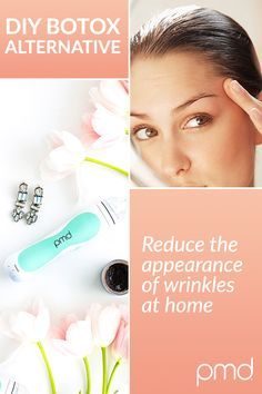 Skip expensive, time-consuming Botox treatments and rely on PMD Personal Microderm. Reduce the appearance of fine lines and wrinkles with weekly 3-minute treatments at home. This simple to use tool will brighten, smooth and even skin tone and texture. Get yours today and put your best face forward.