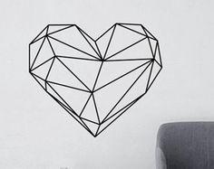 Ours géométriques murales autocollant Stickers par LivingWall Plus