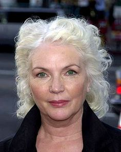 Fionnula Flanagan - whom I see as Dr. Maddox, retiring headmistress of Birnham Academy. She went to school with Victoria Saul in the 1960s.