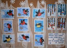Ptáčci v zimě