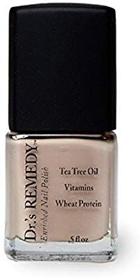 Dr S Remedy Enriched Nail Polish Cozy Cafe Nail Polish Antifungal Nail Polish Nails