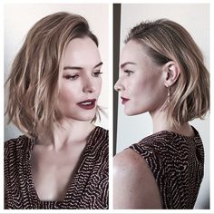 Kate Bosworth Gets a New Bob Haircut, And It's Super Chic—See the Pics! Kate Bosworth, Instagram