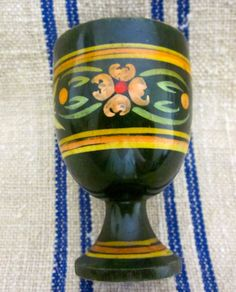 Vintage German Woodcraft  1920s A Cute little by angelinabella