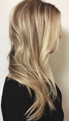 Platinum Blonde Highlights On Light Brown Hair