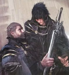 """ The Art & Design of Final Fantasy XV (x) """