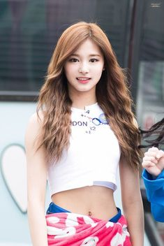 [General Info] Name: Chou Tzuyu. English Name: Sally Chou. Age: 16 going on Height: Race: Taiwanese. [Story] Tzuyu grew up in a rich family, her Mother is a famous plastic surgeon In Taiwan. Her parents decided to move her to th Nayeon, Korean Beauty, Asian Beauty, Twice Tzuyu, Dahyun, Beautiful Asian Girls, Models, K Pop, Korean Girl Groups