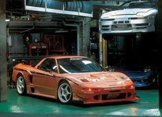 #Acura NSX-R