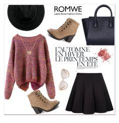 """ROMWE IV/1"" by amra-mak ❤ liked on Polyvore featuring moda, Été Swim, Sydney Evan, Prada y romwe"