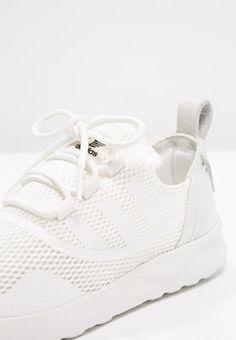 Adidas zx flusso white formatori o o ads pinterest adidas zx flusso