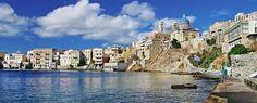☼ Grecia Greece ☼ Cyclades Island La isla de Siros, Islas Cícladas, Grecia, Islas Griegas