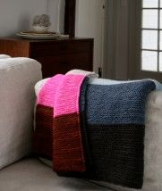 Search Results for super easy lap blanket | The Purl Bee