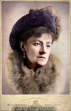 Helena Modrzejewska, właściwie Jadwiga Helena Misel, po ślubie Chłapowska