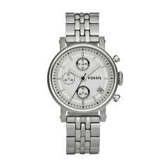 Fossil Boyfriend Stainless Steel Watch