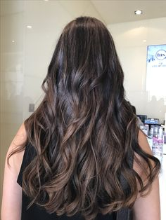 #creativity  Passion for #hair  #styles #color #colorist #woman #beauty #happiness #wavy #brown #cool