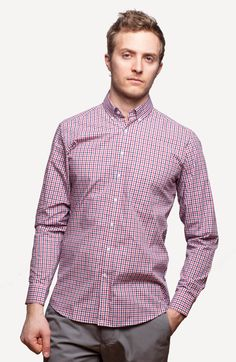 Frank & Oak - Camden Shirt in City